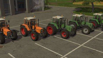 Fendt FAVORIT 600 LSA TURBOMATIK E