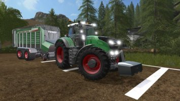 Fendt Vario 1000 By STEPH33 FS17