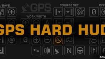 GPS HARD HUD MOD