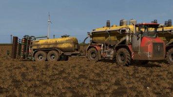 Holmer Terra Variant 600 ECO Pack v2.6