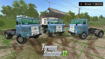 IFA W50 Two In One