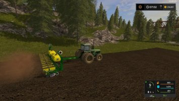 John Deere 1760 12 Row Planter FS17