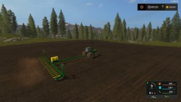 John Deere 7200 24 Row Planter v1.1.1 FS17