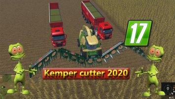 Kemper cutter 2020 FS17