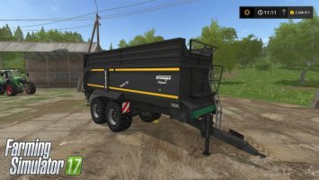 Krampe Bandit 750 Black