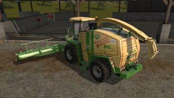 Krone BiG X 1100 FS17