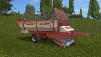 Krone Turbo 2500 FS17