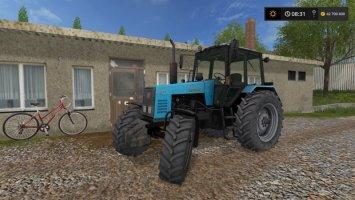 MTZ-1221 Belarus v2.0 FS17