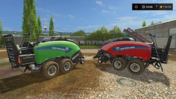New Holland BB 1290 Multicolor