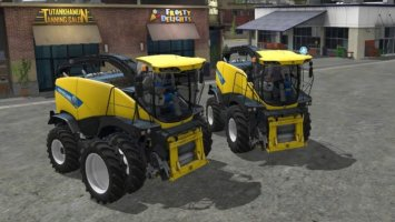 New Holland FR850 fs17