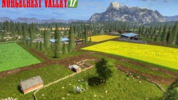 Norge Crest Valley 17 v1.1 ChoppedStraw & animierte Tiertränken