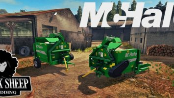 Pack StrawBlower McHale c360, c460 v1.1