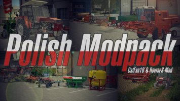 Polish Modpack FS17