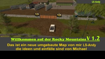 Rocky Mountains V1.2 FS17