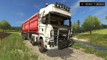 Scania AgroTruck