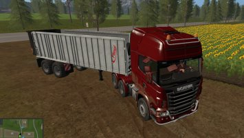 Scania R730 Lux v1.1