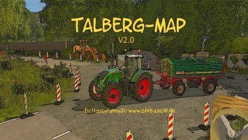 Talberg map v2 FS17