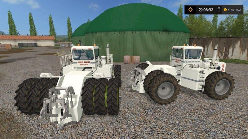 Big Bud 747 >> Big Bud 747 V1 1 Fs17 Mod Mod For Farming Simulator 17