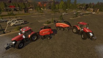 Case IH Baler Pack