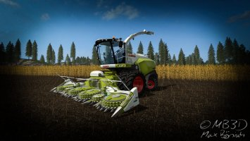 Claas Jaguar 800 Pack v1.1 FS17