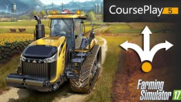 Courseplay v5.0 FS17