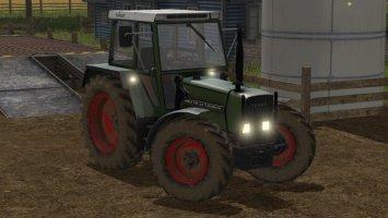 Fendt Farmer 307/309 LSA Turbomatik
