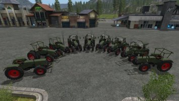 Fendt Favorit Pack