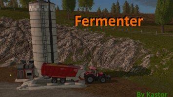 Fermenter Silo FS17