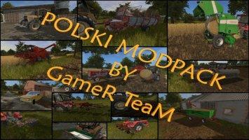 FS 17 | Polski Modpack by GameR TeaM FS17