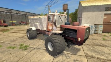 HTZ T150 Fertiliser Spreader FS17