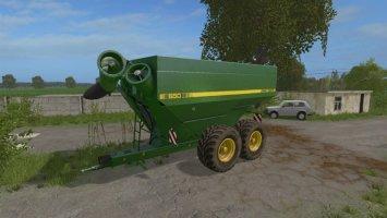 John Deere 650 Grain Wagon FS17