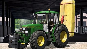 John Deere 6810 Washable FS17