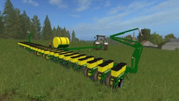 John Deere 7200 24 Row Planter v1.0.0.1 FS17