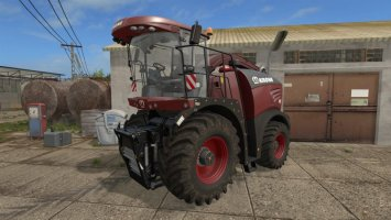 Krone Big X 580 Tuning Edition v1.1 FS17