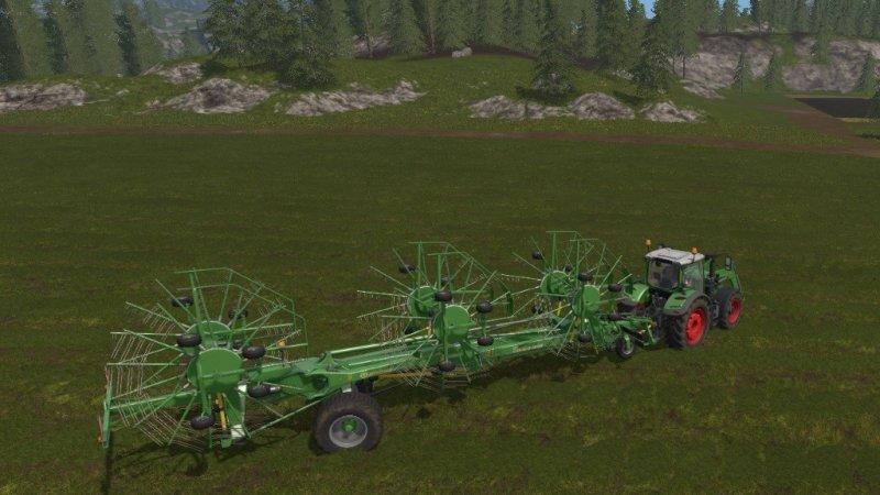 Krone swadro 2000 fs17 mod mod f r landwirtschafts simulator 17 ls portal - Englisch krone ...