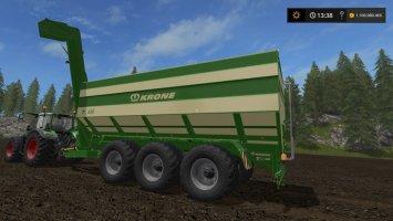 Krone TX430 v1.0.1.0 FS17