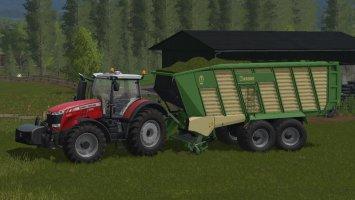 Krone ZX 430 GD FS17
