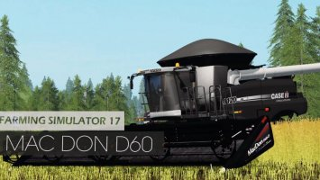 MAC DON D60 FS17