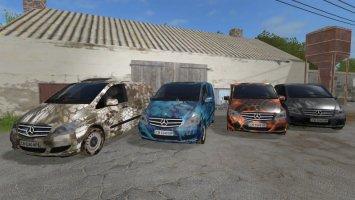 Mercedes-Benz Viano Van Camo Pack