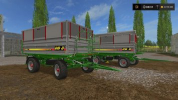 Metaltech DB8 Neu Design FS17
