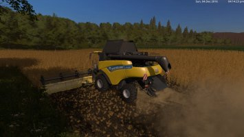 New Holland CR 6.90 v1.1 FS17