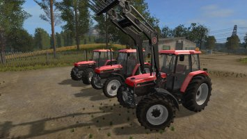 New Holland S series