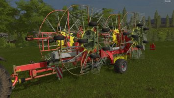 Pöttinger Top 1252 multifast FS17
