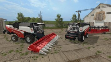 Rostselmash RSM161 Pack v1.1 FS17