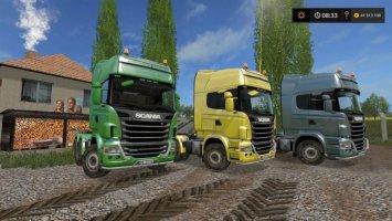 Scania R Priester edit v2.0