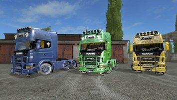 Scania V8 Old School