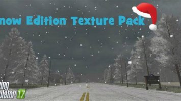 Snow Edition Texture Pack