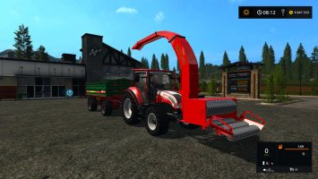 Wood Crusher FS17