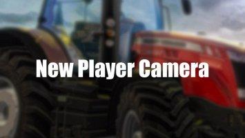 Better player camera FS17