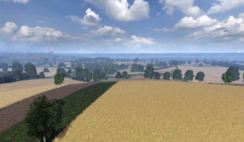 Big Poland Real Map LS15